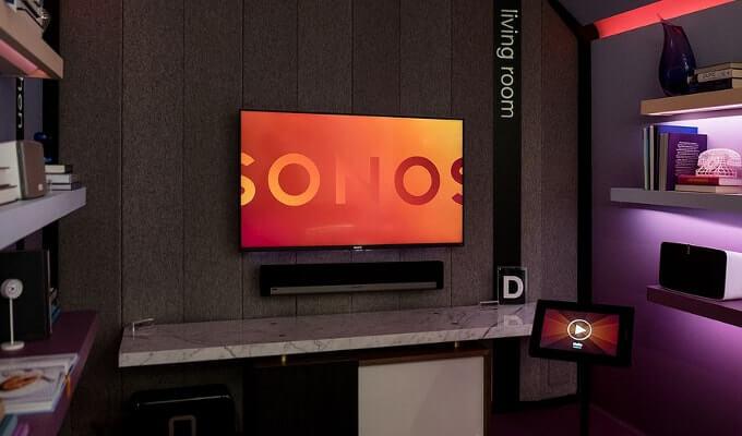 Домашний кинотеатр Sonos